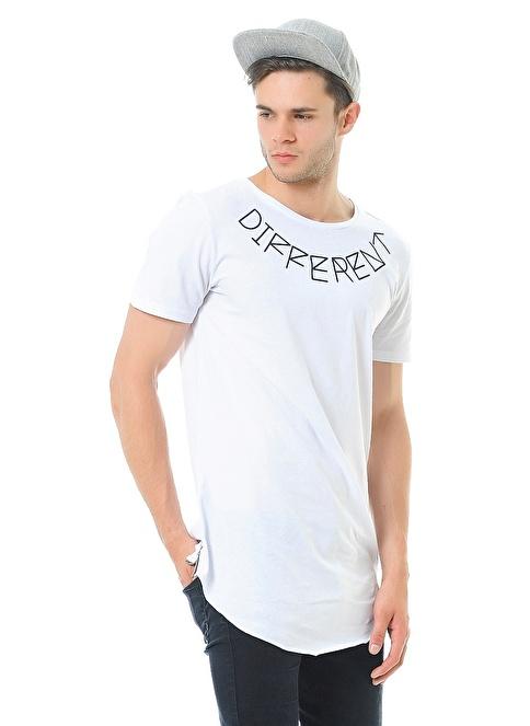 ADOFF Tişört Beyaz